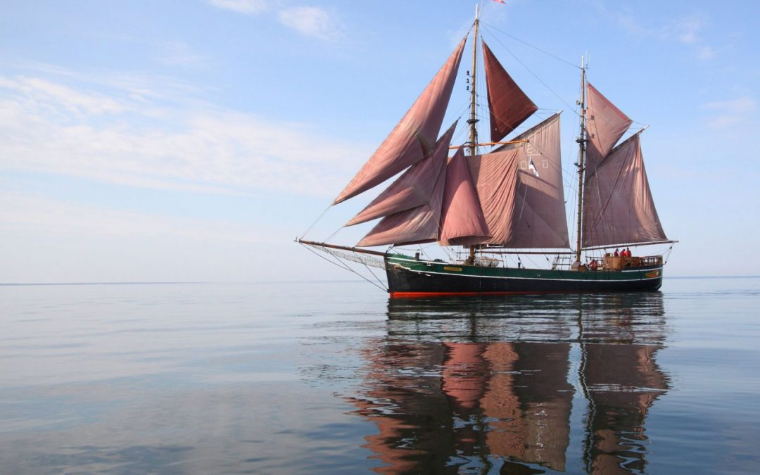 The Historic Port of Charlestown Co. invites you on board their new Tall Ship