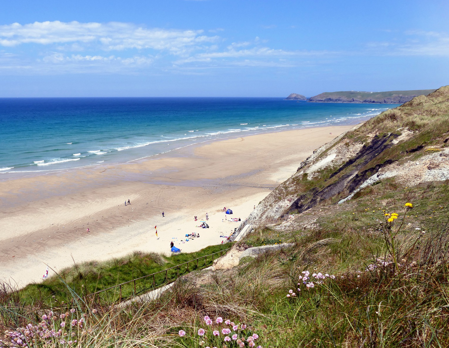 Perranporth and St Agnes