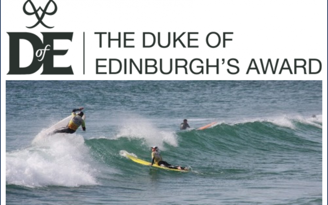 Surf Camp 2017 – DofE Residential