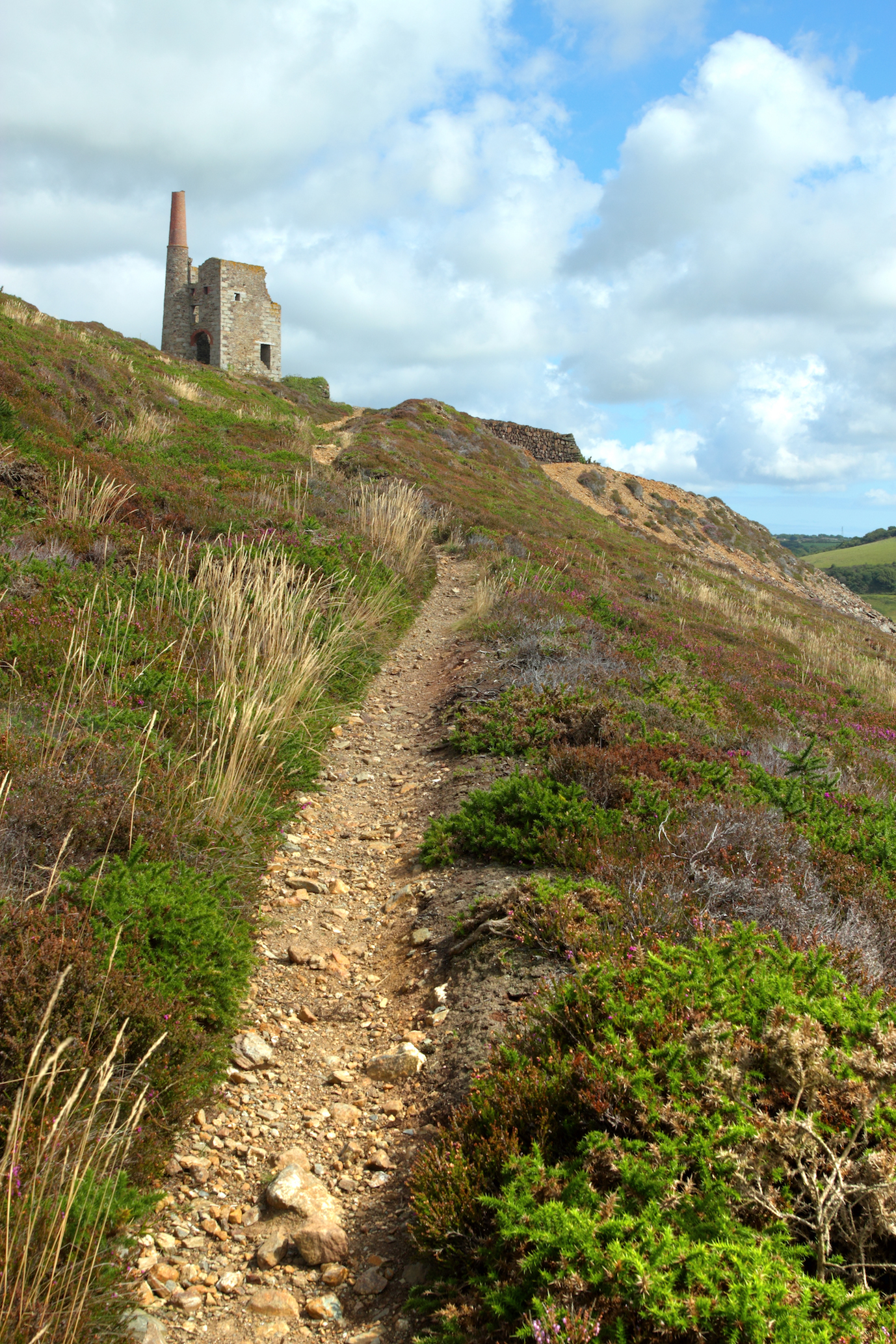 Tywarnhayle Mine - John's Engine House