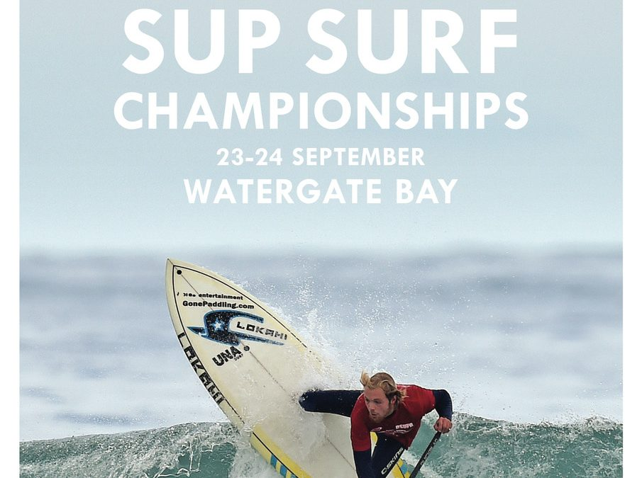 National SUP Surf Championships 2017