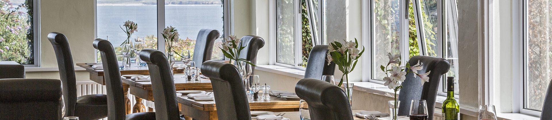 The Garrack Hotel - Restaurant