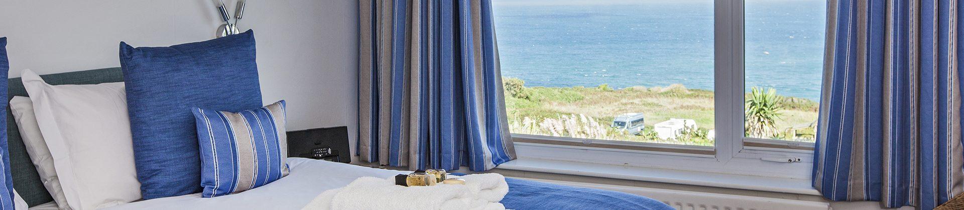 The Garrack Hotel - Bedroom