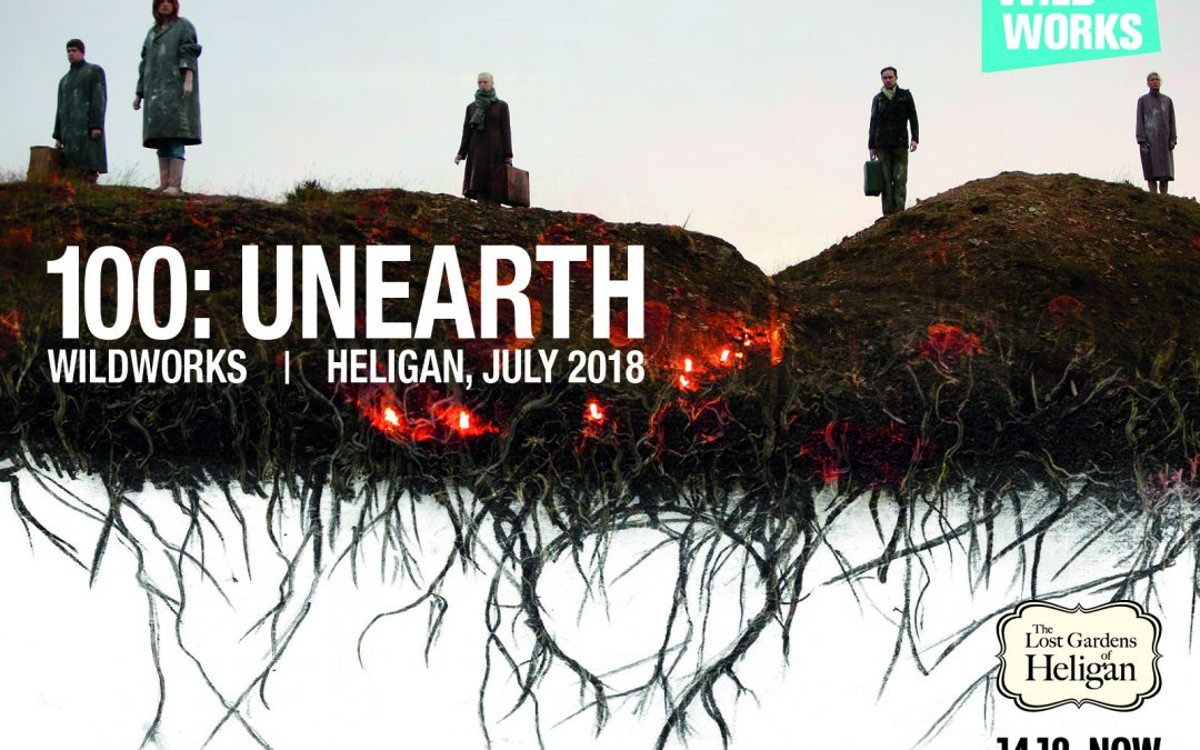 100: UnEarth – Wildworks –  At The Lost Gardens of Heligan