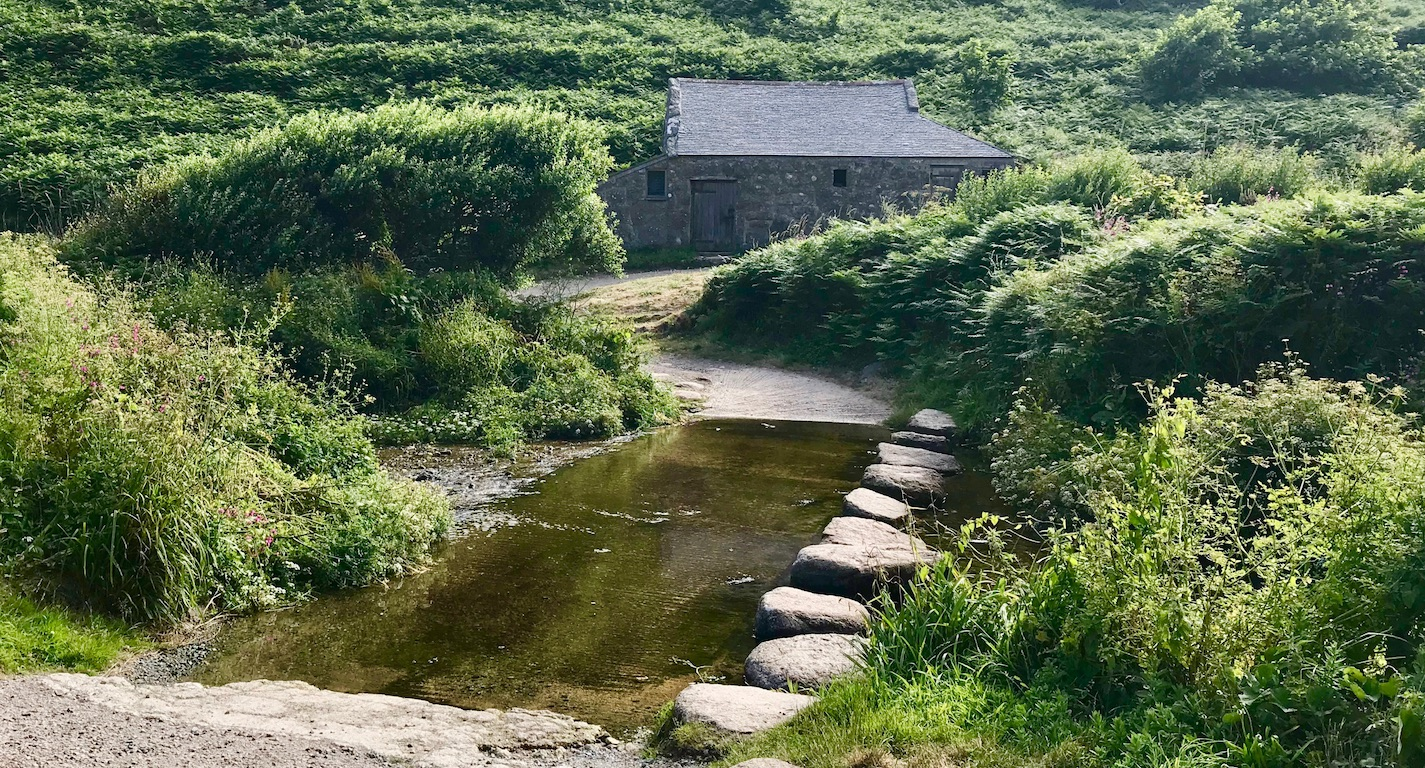 Penberth Stepping Stones