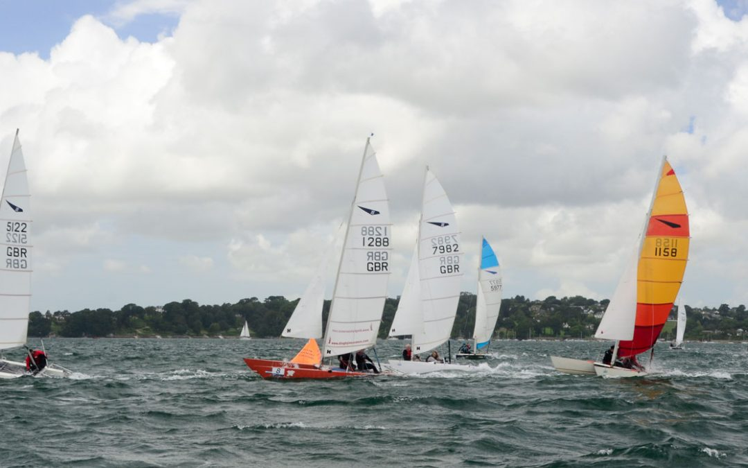 Cornwall's biggest catamaran racing event of the year is coming to Falmouth