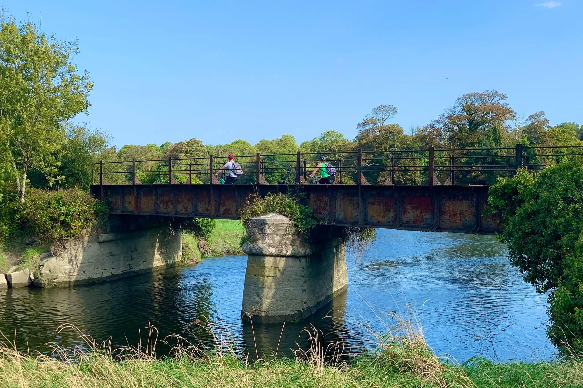 Grogley Halt to Wadebridge